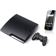 Samsung S5830i Galaxy Ace + Sony Playstation 3 320 GB