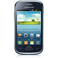 Samsung S6312 Galaxy Young DUOS, deep blue