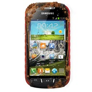 Samsung S7710 Galaxy Xcover 2, black red