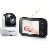 Samsung SEW-3037/ EX 3,5 Zoll LCD Pan Tilt Zoom Videobabyphone,