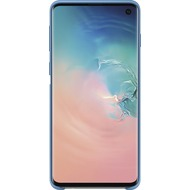 Samsung Silicone Cover Galaxy S10, blue