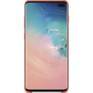 Samsung Silicone Cover Galaxy S10+, berry pink