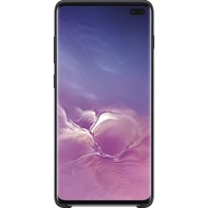 Samsung Silicone Cover Galaxy S10+, black