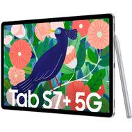 Samsung T976B Galaxy Tab S7+ 256 GB 5G (Mystic Silver)