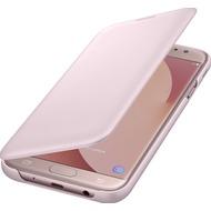 Samsung Wallet Cover Galaxy J7 (2017) - pink
