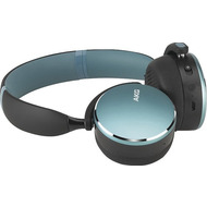Samsung x AKG Y500 Wireless Bluetooth Over-Ear Kopfhörer green