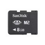 Sandisk Memory Stick Micro M2 8GB inkl. USB-Kartenleser