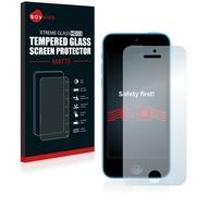 Savvies HD33 Matt Glas-Displayschutz für Apple iPhone 5C