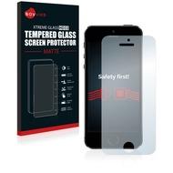 Savvies HD33 Matt Glas-Displayschutz für Apple iPhone 5S