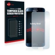 Savvies HD33 Matt Glas-Displayschutz für Samsung Galaxy S6