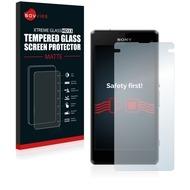 Savvies HD33 Matt Glas-Displayschutz für Sony Xperia Z1 Compact D5503
