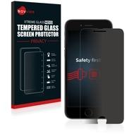 Savvies HD33 Privacy Glas-Displayschutz für Apple iPhone 6S
