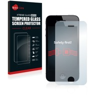 Savvies Xtreme Glass HD33 Clear Panzerglasfolie für Apple iPhone 4