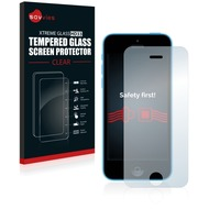 Savvies Xtreme Glass HD33 Clear Panzerglasfolie für Apple iPhone 5C