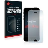 Savvies Xtreme Glass HD33 Clear Panzerglasfolie für Apple iPhone 5S