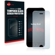 Savvies Xtreme Glass HD33 Clear Panzerglasfolie für Apple iPhone SE