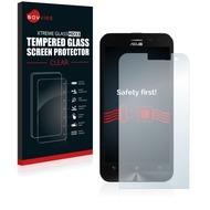 Savvies Xtreme Glass HD33 Clear Panzerglasfolie für Asus ZenFone 2 Laser ZE500KL