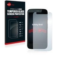 Savvies Xtreme Glass HD33 Clear Panzerglasfolie für Motorola Moto G