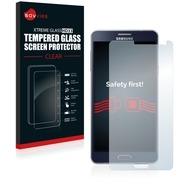 Savvies Xtreme Glass HD33 Clear Panzerglasfolie für Samsung Galaxy A7 (2015)