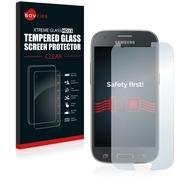 Savvies Xtreme Glass HD33 Clear Panzerglasfolie für Samsung Galaxy Ace 4 SM-G357 (3G)