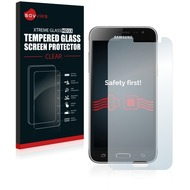 Savvies Xtreme Glass HD33 Clear Panzerglasfolie für Samsung Galaxy J3 Duos (2016)
