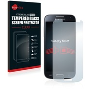 Savvies Xtreme Glass HD33 Clear Panzerglasfolie für Samsung Galaxy S4 Mini LTE (4G) I9195