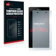 Savvies Xtreme Glass HD33 Clear Panzerglasfolie für Sony Xperia Z1 C6902