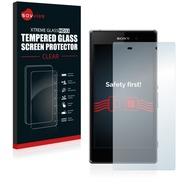 Savvies Xtreme Glass HD33 Clear Panzerglasfolie für Sony Xperia Z1 C6943