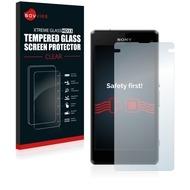 Savvies Xtreme Glass HD33 Clear Panzerglasfolie für Sony Xperia Z1 Compact D5503