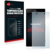 Savvies Xtreme Glass HD33 Clear Panzerglasfolie für Sony Xperia Z1 L39H