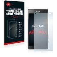 Savvies Xtreme Glass HD33 Clear Panzerglasfolie für Sony Xperia Z5 Compact