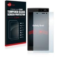 Savvies Xtreme Glass HD33 Clear Panzerglasfolie für Wiko Ridge 4G