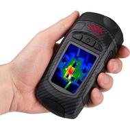 Seek Thermal RevealPRO FF - Wärmebildkamera mit integrierter Taschenlampe und 4 GB Speicher, schwarz