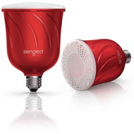 sengled Pulse 2er Set, apfelrot