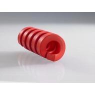 Serpa Kabelbündler Q15 rot (3 Stück, 15 mm Innendurchmesser)