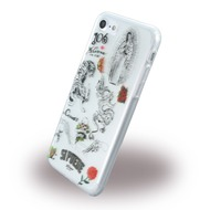 si puede SilikonCover - Apple iPhone 7 - Tattoo