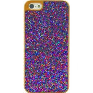 signature Back Case - Autumn/ Winter 2013 - Apple iPhone 5/ 5S/ SE - Dazzle - Multi Glitter