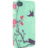 signature Back Case - Core Range - Apple iPhone 4/ 4S -Cherry Blossom