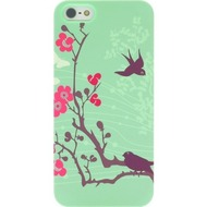 signature Back Case - Core Range - Apple iPhone 5/ 5S/ SE -Cherry Blossom