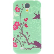 signature Back Case - Core Range - Samsung Galaxy S4 -Cherry Blossom