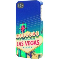 signature Back Case - Retro Range - Apple iPhone 4/ 4S -Las Vegas