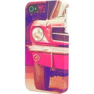 signature Back Case - Retro Range - Apple iPhone 4/ 4S -Mustang