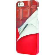 signature Back Case - Retro Range - Apple iPhone 5/ 5S/ SE - Choc