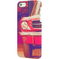 signature Back Case - Retro Range - Apple iPhone 5/ 5S/ SE- Mustang