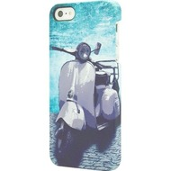 signature Back Case - Retro Range - Apple iPhone 5/ 5S- Vespa