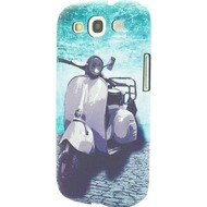signature Back Case - Retro Range - Samsung Galaxy S3 -Vespa