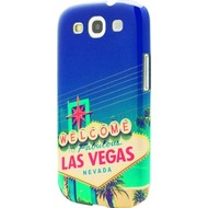 signature Back Case - Retro Range - Samsung Galaxy S3 - LasVegas