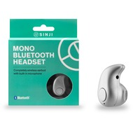 Sinji Mono Bluetooth Headset - Dark Grey