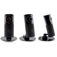 Sinji Smart Panoramic WiFi Camera - Black