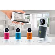 Sinji Smart WiFi Camera - Orange